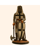 AL90 47a T.S. 12th Teutonic Knight Painted
