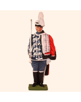 D1-04 T.S. Sergeant Danish Guard Hussars Kit