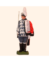 D1-05 T.S. Trooper Danish Guard Hussars Kit