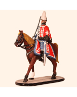 D1-06 T.S. Oficer Danish Guard Hussars Kit