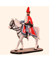 D1-09 T.S. Trumpeter Danish Guard Hussars Kit