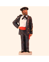 D3-02 T.S. Boatswain Danish Navy 1880 Kit