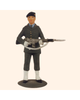 DS 01S T.S. Private in Beret Guard Dress Kit
