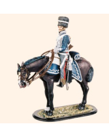 M54 11 Trooper 7th Hussars Painted