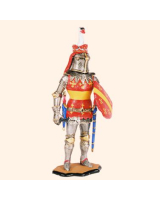 MED 13 Beauchamp Earl of Warwick Painted