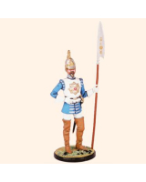 RC90 026 Hartschiere Bavarian Hartschieres 1850-1914 Painted