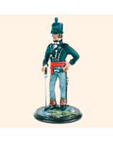SQN54 154 Officer 95th Rifles Kit