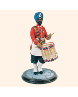 SQN54 195 Side Drummer 45th Rattrays Sikhs Kit