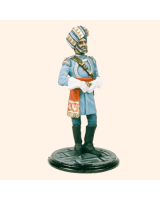 SQN54 239 Indian Officer 1st Madras Lancers Painted