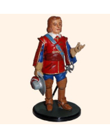 Sqn80 019 Lord Hoptons Lifeguard Trumpeter 1644 Painted