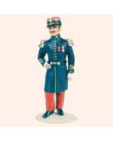 T54 191 Captain 1er Regiment Kit