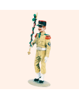 T54 195 Drum Major 1er Regiment Kit