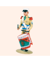 T54 196 Drummer 1er Regiment Kit