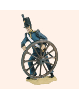 T54 286 Gunner Artillery The Portuguese Army c.1813 Kit