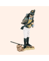 T54 287 Private of Cacadores The Portuguese Army c.1809 Kit