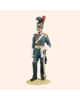 T54 289 Trooper 2nd Cavalry Regiment The Portuguese Army c.1806 Kit