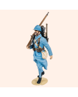 T54 293 Private Line Infantry Painted