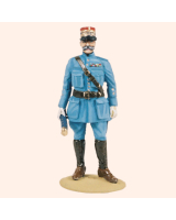 T54 302 Marshal Foch Painted