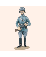 T54 343 Officer Line Infantry Painted