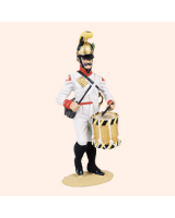 T54 410 Drummer German Infantry Painted