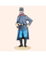 T54 477 Officer Line Infantry Painted