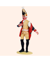 T54 495 Grenadier Preparing for Parade The Prussian Army c. 1756 Painted