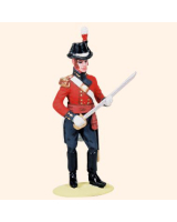T54 553 Officer The Royal Marines The Battle of Trafalgar Painted