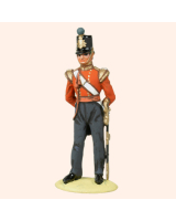 T54 564 Officer 33rd Regiment of Foot Painted