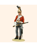 T54 581 Trooper 6th Inniskilling Dragoons 1815 Painted