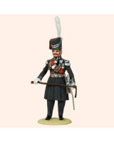 T54 586 General Count Platov hetman of Cossacks Kit