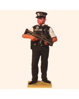 T54 621 Armed Officer Painted