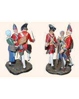 ToL80 03 Life in Camp British Army Painted