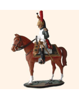 ToL90 22 French Empress Dragoon 1812 Officer Painted