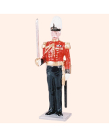 061 1 Toy Soldier Officer Beefeaters Kit