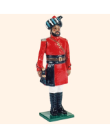 066 3 Toy Soldier Trumpeter at attention Kit