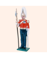 073 2 Toy Soldier Gentleman at Arms Kit