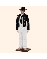 074 4 Toy Soldier Seaman Kit