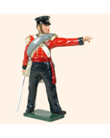 101 1 Toy Soldier Officer Kit