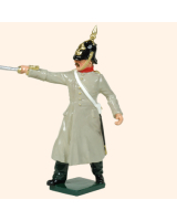 102 1 Toy Soldier Officer Kit