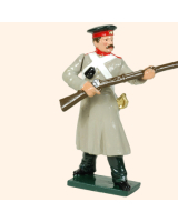 102 4 Toy Soldier Private in cap Kit