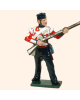 103 1 Toy Soldier Sergeant British Infantry Kit