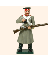 104 1 Toy Soldier Sergeant loading Russian Infantry Kit