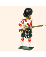 106 2 Toy Soldier Sergeant Kit