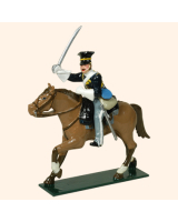 113 2 Toy Soldier Sergeant Major Kit