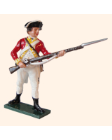 204 1 Toy Soldier Private at the Ready Kit