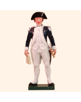 250 5 Toy Soldier Officer holding map Kit