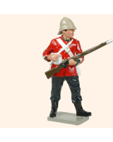 401 6 Toy Soldier Private loading hand in cartridge box Kit