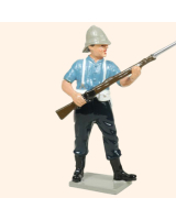 403 4 Toy Soldier Private at the ready Kit