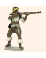 404 2 Toy Soldier Zulu Umarried Regiments Kit