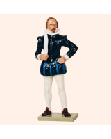 544 Toy Soldier William Shakespeare Kit